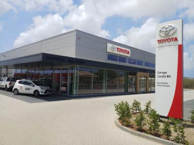 TOYOTA Dealer in Bonaire