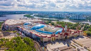 Dream Island in Moscow