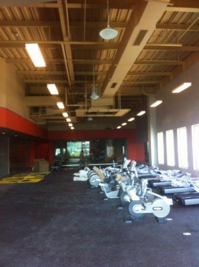 Oxygen Fitness Center