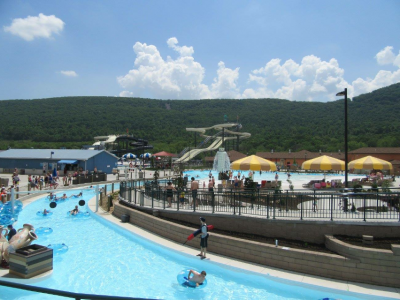 Laguna Spash Water Park Project in Tipton, PA