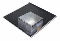 2X2FG-PB: 2x2 Full Grill with Plenum Box