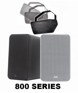 800 Series Speakers:- Discontinued