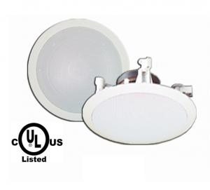 IC5/IC6: 8 Ohms In-ceiling Speaker
