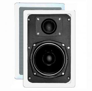 In Wall Speakers: 2 Way (Clearance Limited Quantities)