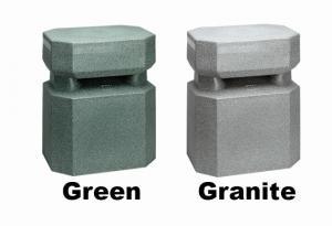 LGS 400 Series: Octagon Landscape Garden Speaker