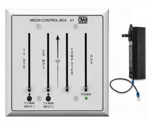 MC4 Media Control Mixer