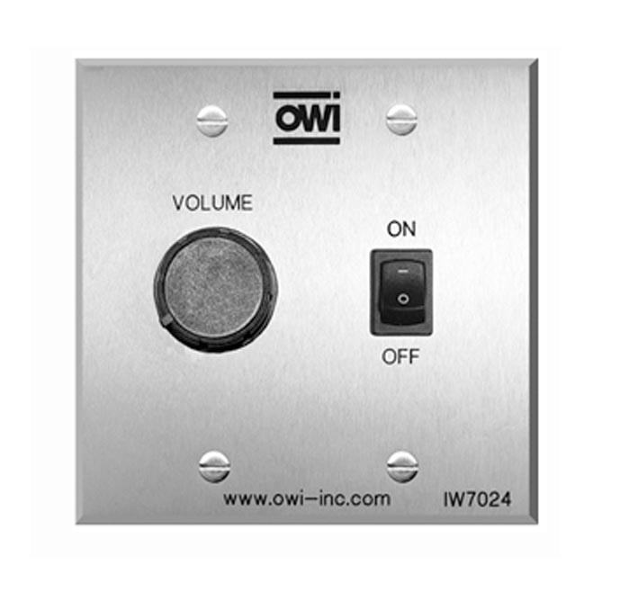 AMPIW7024: In Wall Amplifier (Limited Quantities Available)