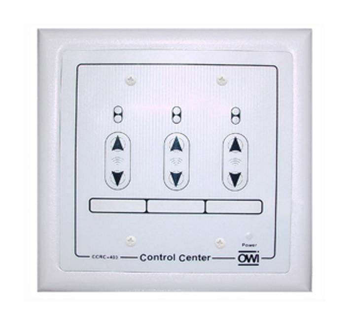 CCRC403RS232: Control Center (Limited Quantities Available)
