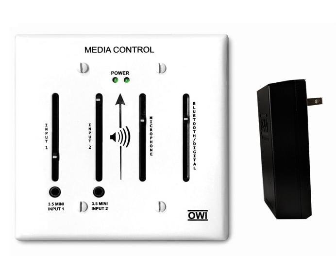 Mc4-bt Bluetooth Media Control Mixer